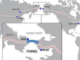La Russie valide le projet de construction du tunnel sous le détroit de Bering