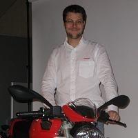 """Acteur majeur - Edouard Lotthé, Responsable Marketing Ducati France: Le """"Monsieur Produits Dérivés"""""""