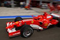 F1 Hongrie:  Kubica trop léger, Schumacher 8eme