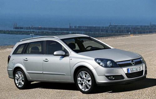 Opel Astra break : objectif volume