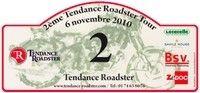 La concession Royal Enfield Tendance Roadster se balade samedi avant d'exposer Thierry Vincent.