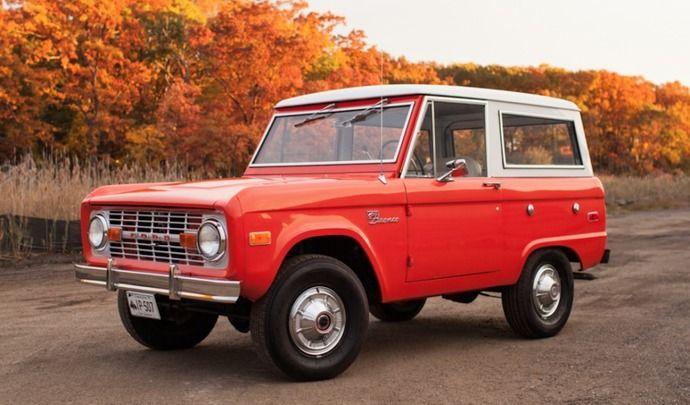"""Ford :un """"mini"""" Bronco au programme, basé sur la Focus"""