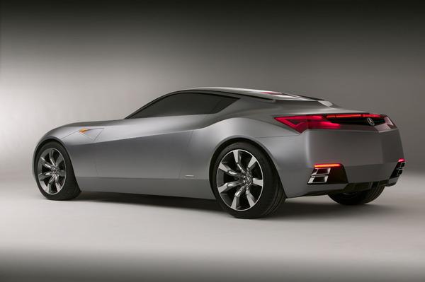 Future Honda NSX: elle vient mais en 2010