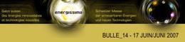 Energissima : le Salon suisse des énergies renouvelables et des technologies nouvelles