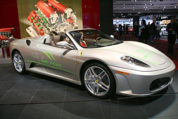 Ferrari: un concept hybride présenté avant fin 2009!