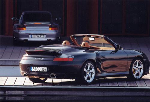Porsche 911 Turbo S : encore plus fort !