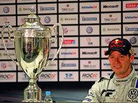 Course des Champions 2012 : le team France avec Ogier et Grosjean