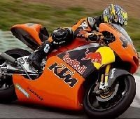 250 Test Jerez D.3: KTM en bouquet final