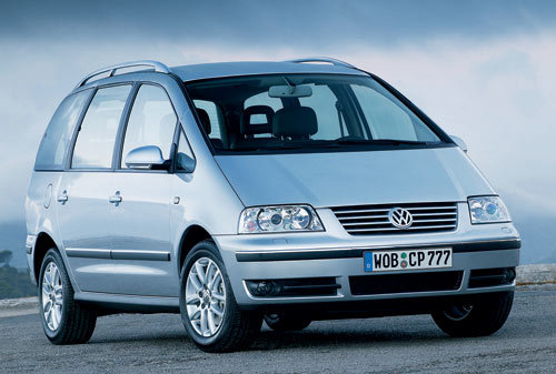 Volkswagen Sharan Septuor : pour bien commencer l'année