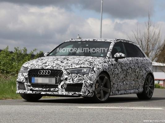 400 ch pour la prochaine Audi RS3 ?