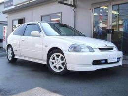 La p'tite sportive du lundi: Civic Type-R Ek9.