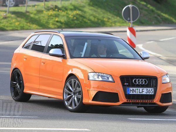 Mondial de Paris 2010 : avec l'Audi RS3 et le Q3 ?