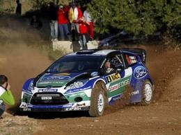 WRC - Petter Solberg absent en 2013