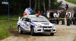 Rallyes Pologne: Bouffier en tête du championnat