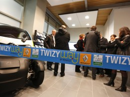 Twizy Way a sa boutique à Saint-Quentin (78)