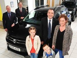 Dacia : 3,5 millions d'autos vendues en 10 ans