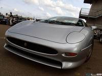 La photo du jour : Jaguar XJ 220