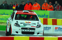 IRC 2008: Abarth avec Basso et Alen