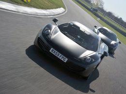 McLaren envisagerait d'introduire dans sa gamme quatre nouveaux modèles d'ici 2015