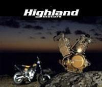 Highland: La Suède fait des motos