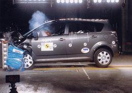 Le Toyota Corolla Verso, monospace compact le plus sûr du marché