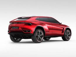 Lamborghini produira son futur SUV en Slovaquie