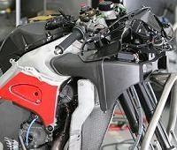 Moto GP: La RC212V à poil