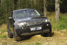 BMW X3 Hartge Hunter: le champ des possibles !
