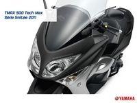 Salon de Milan 2010, en direct : Yamaha 500 T-Max Tech Max