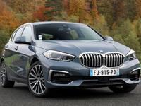 Essai - BMW 118i (2020) : faute de grives...