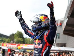 F1 GP de Belgique : Vettel gagne et se rapproche du titre