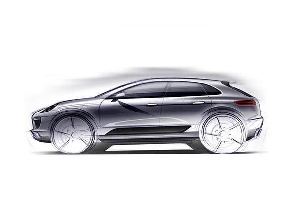 Le Range Rover Evoque a poussé Porsche à revoir le design du Macan
