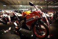 En direct de l'EICMA : Honda CBR 125 Repsol Replica