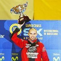 Supercross : Vuillemin gagne à Barcelone et Musquin à Gènes
