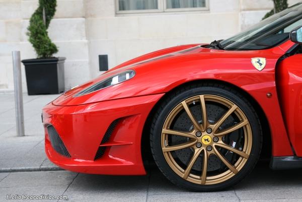 Photos du jour : Ferrari 430 Scuderia