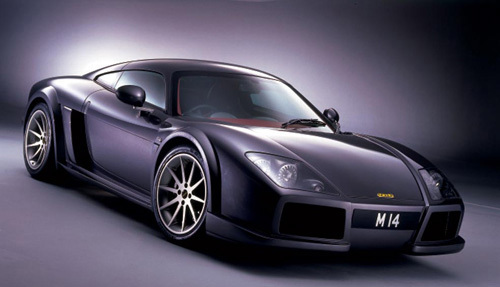 noble m14 une supercar britannique. Black Bedroom Furniture Sets. Home Design Ideas