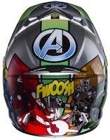 HJC façon Superhéros: CL-XY Avengers