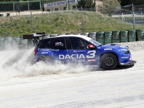 Le patron de Dacia UK rêve d'une sportive 2 places!