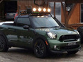 Des employés BMW transforment un MINI Paceman en pick-up Adventure