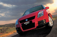 Nouvelle Suzuki Swift Sport