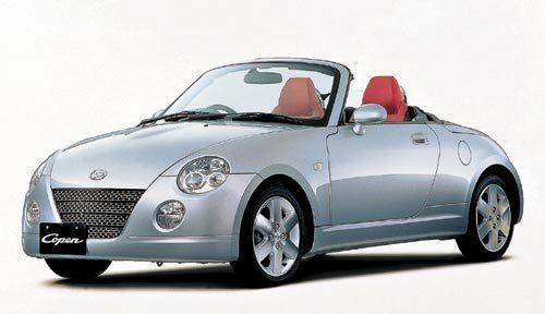 La Daihatsu Copen arrive en France