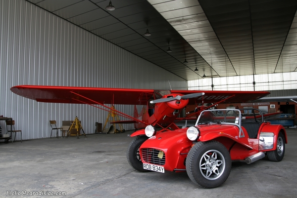 Photos du jour : Caterham Super 7