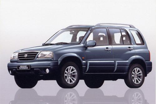 Suzuki Grand Vitara Série Spéciale