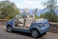Fiat Panda Jolly: Caprices à Capri