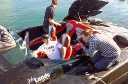 Petter Solberg à la rescousse des naufragés, la Norvège en fait un héros !