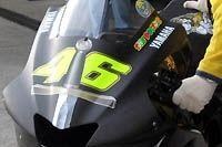 Moto GP Test Jerez: Rossi en chevalier noir