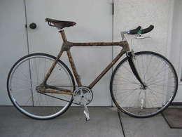 Tutorial : construire son vélo en bambou