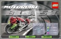 Jeu online : Lego racer