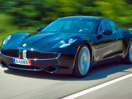 Fisker forcé d'interrompre la production de ses Karma