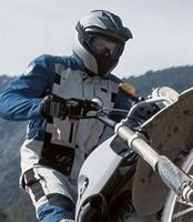 Casque : BMW Enduro helmet